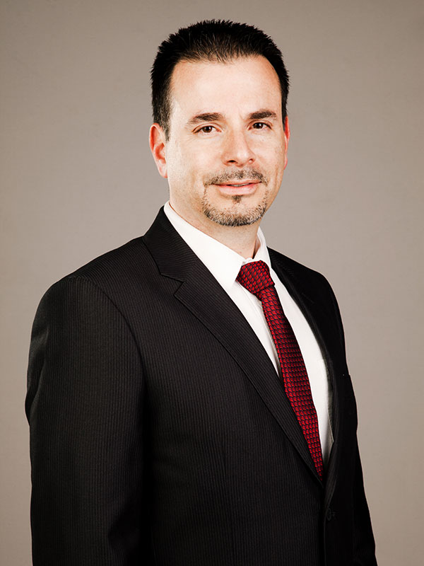 Manuel Gutiérrez - SVP of Operations
